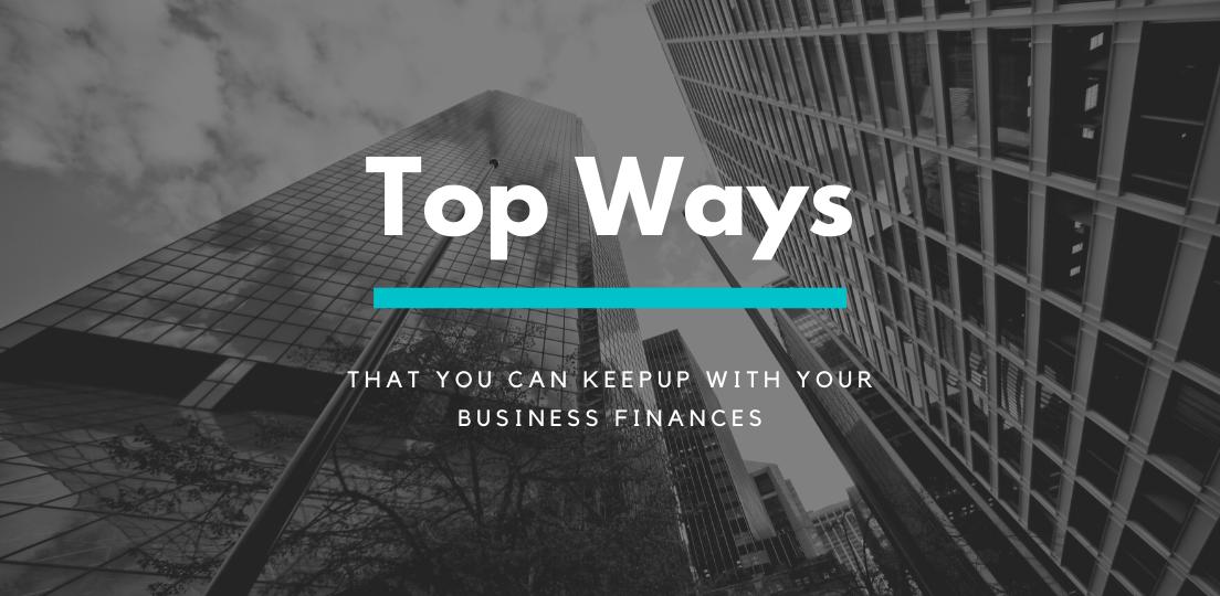 Top Ways Business Finances